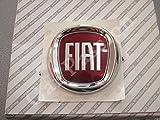 Escudo Logo Fiat trasera Panda Grande Punto Idea Fregio Original