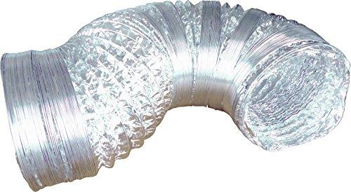 Flexibler Aluschlauch (Alu 7m / Ø 25cm)