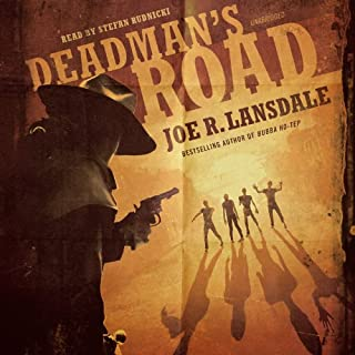 Deadman's Road audiobook cover art