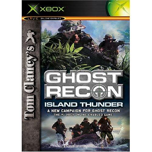 XBOX - Ghost Recon - Island Thunder (Import USA) - NEUF