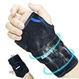 Best Hand Wraps - Wrist Ice Pack Wrap - Hand Support Brace Review