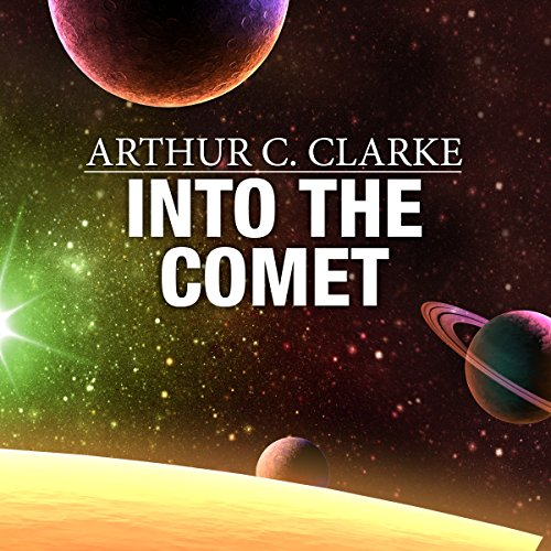 Into the Comet audiobook cover art