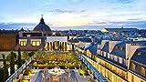 YUJH Rompecabezas 1000 Piezas de Rompecabezas de Madera Paris Cafe Afternoon Hotel Juego para niños...