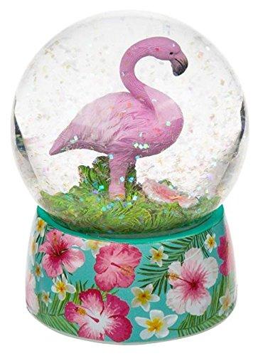 Schüttelkugel Flamingo