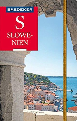 Baedeker Reiseführer Slowenien: mit praktischer Karte EASY ZIP