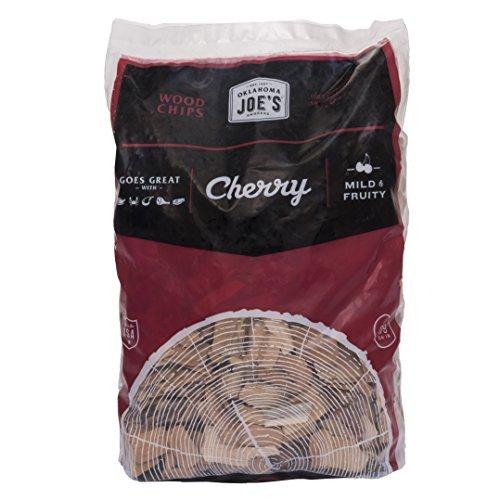 Oklahoma Joe#039s Cherry Wood Smoker Chips 2Pound Bag