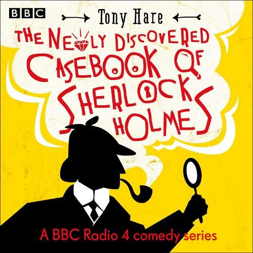 The Newly Discovered Casebook of Sherlock Holmes cover art