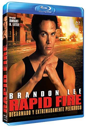Rapid Fire BD 1992 [Blu-ray]