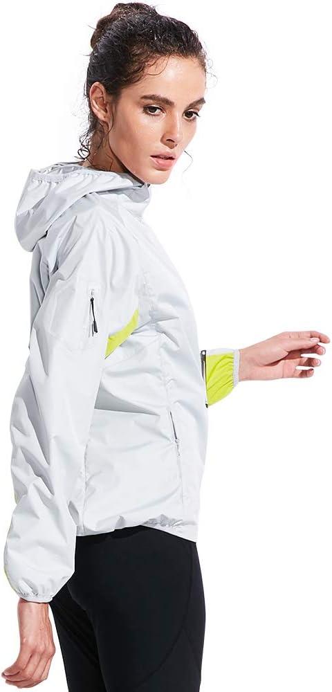 HOTSUIT Sauna Jacket Women Weigh Loss Gym Exercise Durable Sweat Sauna Suit