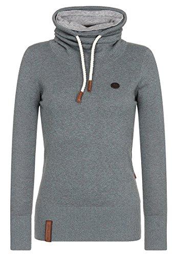 Naketano Damen Sweater Geh Weg VIII Pullover