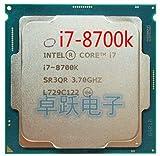 8 Series Processor I7 8700K I7-8700K Processor CPU LGA 1151-land FC-LGA 14 nanometers Six Core CPU