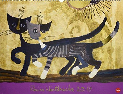 Rosina Wachtmeister Posterkalender - Kalender 2019