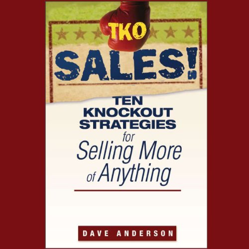 TKO Sales! audiobook cover art
