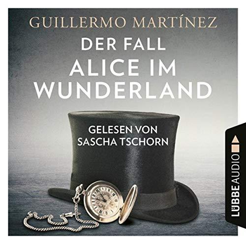 Der Fall Alice im Wunderland Titelbild