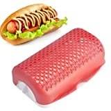 Credly Microwave Hot Dog Sausage Maker Hot Doglicious Microwave Hot Dog Cooker