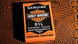 Magic Trick | Harley Davidson Oil Playing Cards By USPCC | Collectable Playing Cards