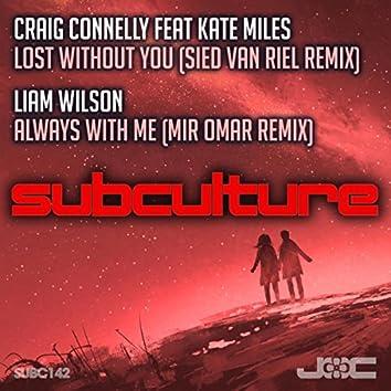 Subculture Remix Sampler Vol. 1