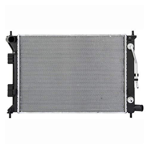 Klimoto Radiator | fits Hyundai Elantra 2011-2013 Soul 2012-2013 1.6L 1.8L 2.0L L4 | Replaces HY3010169 253103X100