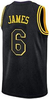 Artigianato di Ricamo di Fascia Alta 24 Maglia Divise da Basket Maglie Corte. Abbigliamento Sportivo da Esterno Canottiere da Basket Lakers Kobe Bryant No