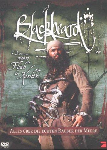 Blackbeard - Der wahre Fluch der Karibik [Alemania] [DVD]