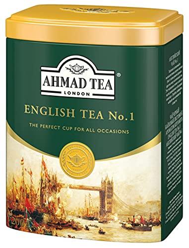 アーマッド 紅茶E No1 新缶 200g [6217]