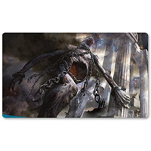 KROXA, Titan of Death 's Hunger Board Game MTG Playmat Table Mat Giochi Mousepad Play Mat for Yugioh Magic The Gathering