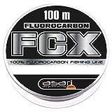 Evia Lafx28 - B/100M Asari Fcx Fluorocarbon 0,28