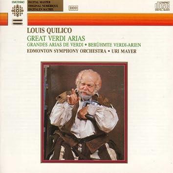 Verdi: Great Verdi Arias
