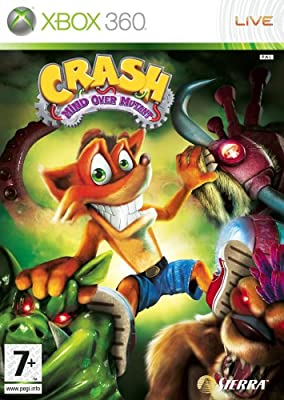 Crash Bandicoot: Mind Over Mutant (Xbox 360)