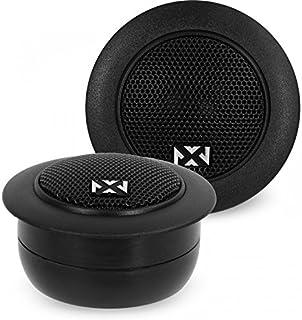 NVX 1 inch Professional Grade True 80 watt V-Series Car Audio Tweeters [VSPTW] photo