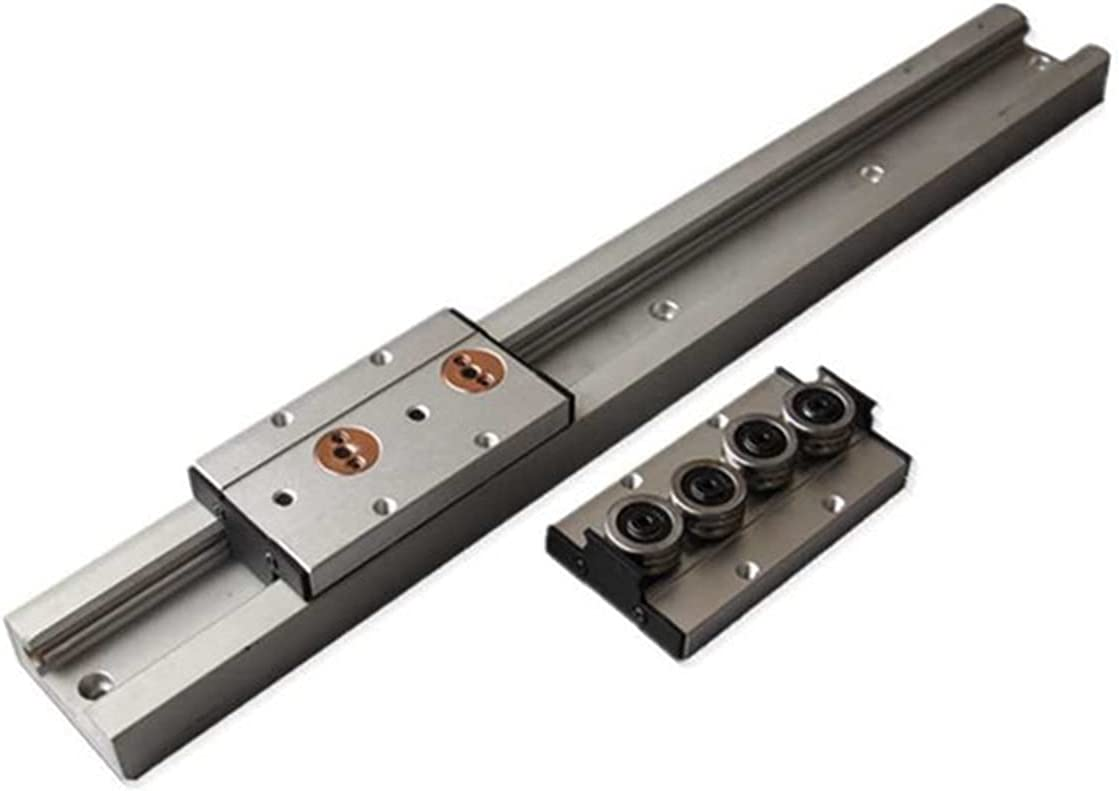 QJKW Linear Guides Great interest Built-in Dual-axis 2021new shipping free shipping Guide SGR10 2PCS 1