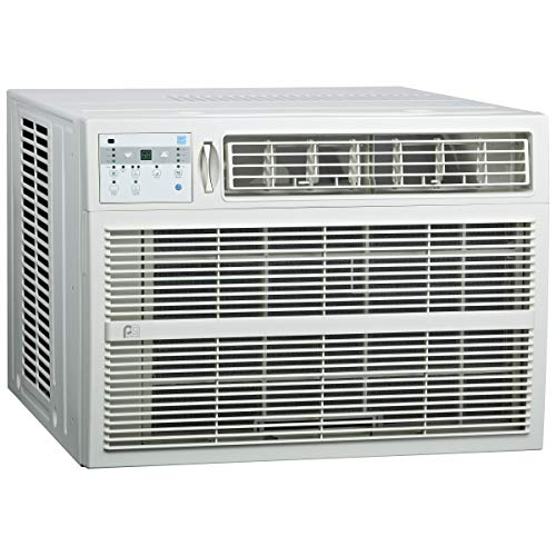 Perfect Aire 15,000 BTU 115-Volt Energy Star Window Air Conditioner with Full-Function Remote, Installation Kit, 700 sq. ft.