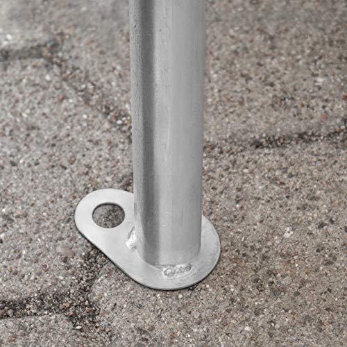 Stabiles Lagerzelt 3×4 m - 9