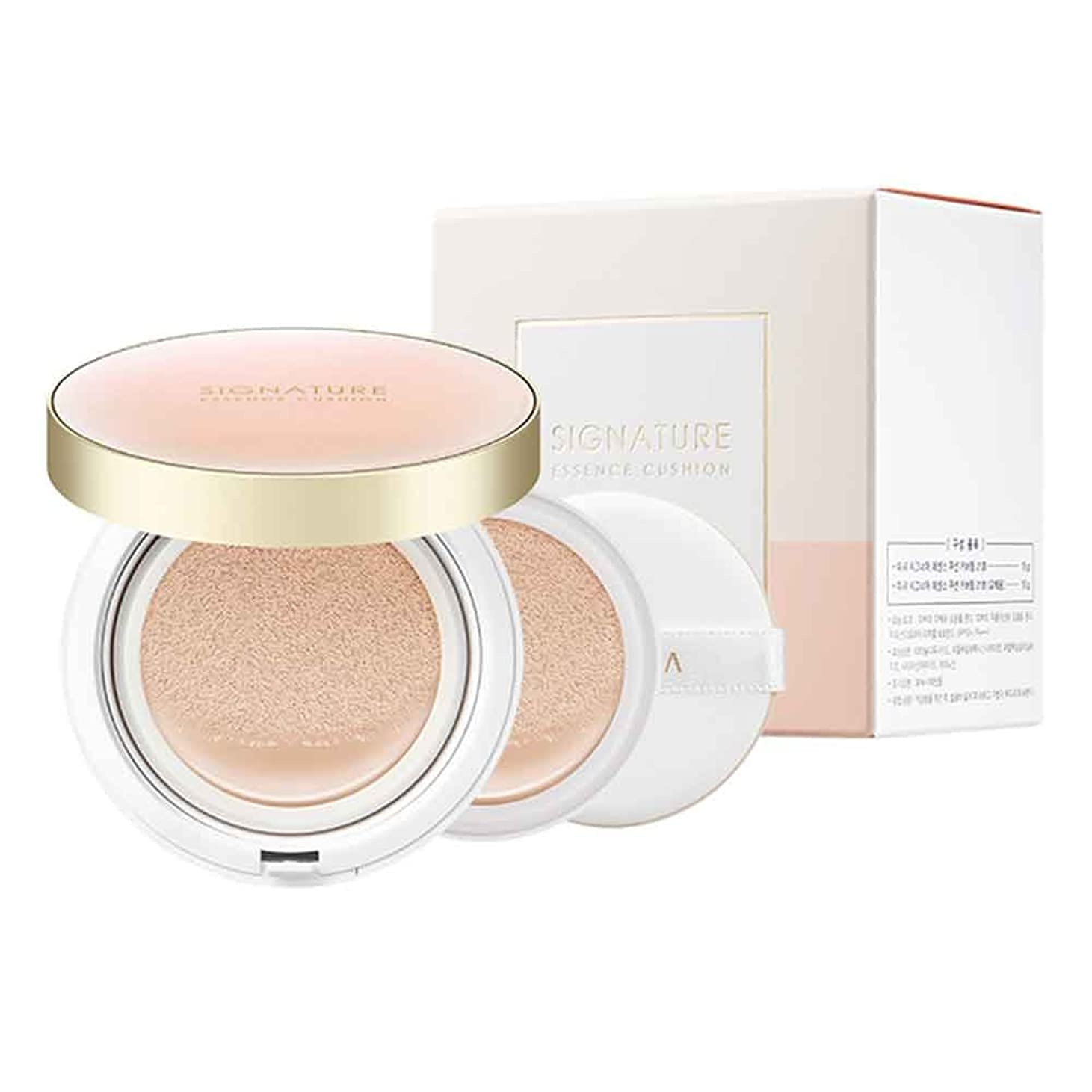 裁定機構護衛ミシャ MISSHA SIGNATURE ESSENCE CUSHION COVERING SET No.21