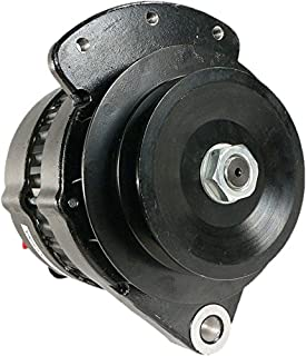 DB Electrical AMO0070 New Alternator For Thermo King Thermoking Rd-Ii Tle 96-On, Ts Spectrum With Yanmar PL110-638 8MR2195TA 8MR2348 110-638 110-638RM 44-2705 45-1706 5D51051G01 5D51051G02 41-2705