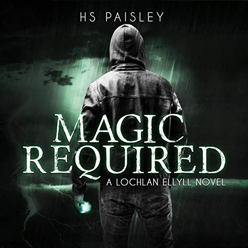 Magic Required cover art