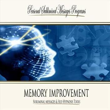 Memory Improvement - Subliminal Messages