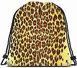 Bolsas con cordón Bolsas y cestas de compras Bolsas de compras reutilizables Bolsas de gimnasia Bolsas deportivas Mochilas casuales Palm Tropical Plant Leaves Drawstring Bag Backpack Bags Bulk Storage
