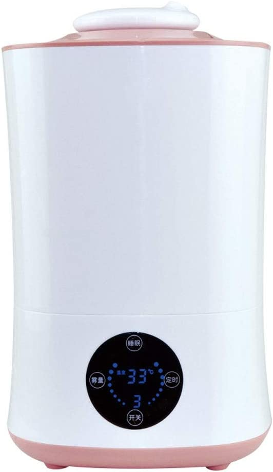 HEMFV 4L Warm and Cool Animer price revision Mist Humidifier Attention brand Ultrasonic E