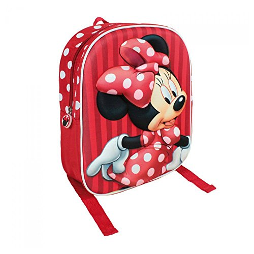 Mochila Minnie Disney 3D EVA
