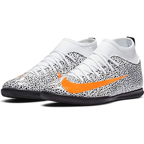 Nike Fußballschuhe JR Superfly 7 Club CR7 IC Jungen Mehrfarbig CV3286-180 (32)