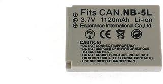 CANONキャノン  NB-5L対応互換バッテリー