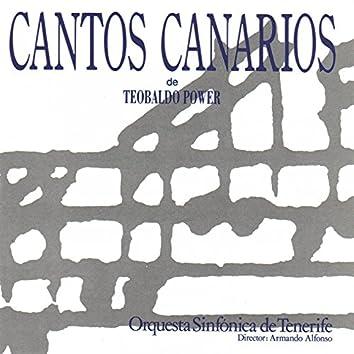Cantos Canarios de Teobaldo Power