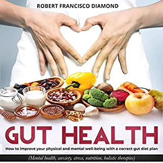 Gut Health audiobook cover art