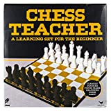 CHESS GAME FOR BEGINNERS: Learn the rules and master the moves of chess in no time with a step-by-step instructive guide This chess learning game is ideal for training young or inexperienced players and getting them hooked to the #1 board game of all...