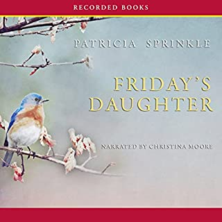Friday's Daughter audiobook cover art