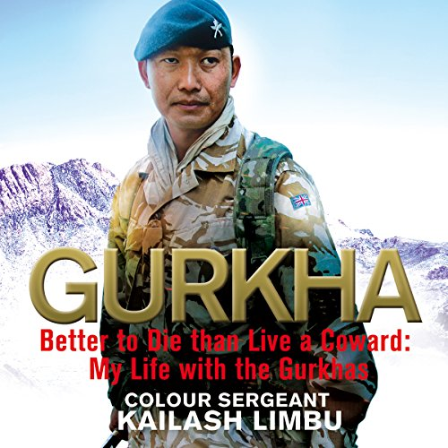 Gurkha audiobook cover art