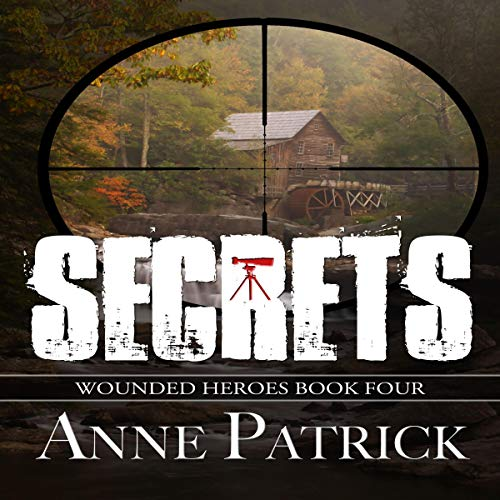 Secrets Audiobook By Anne Patrick cover art