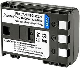 Battery for Canon NB-2L NB-2LH 400D 350D Rebel ELPH S30 New