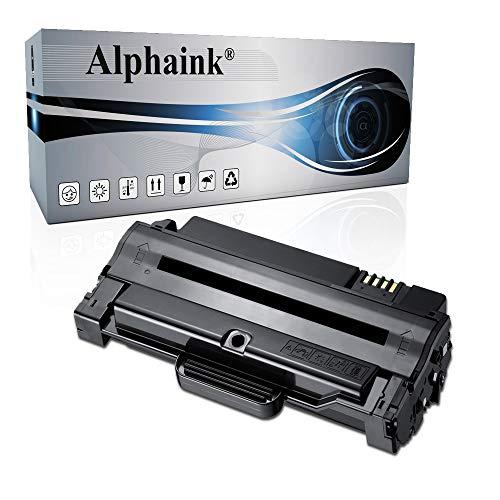 Alphaink Toner Compatibile con Samsung MLT-D1052L per stampanti Samsung ML-1910 ML-1915 ML-2525 ML-2525W ML-2540 ML-2545 ML-2580n SCX-4600 SCX-4623F SCX-4623fn SCX-4623FW SF-650 SF-650P